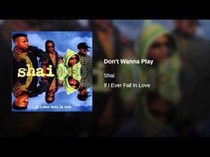 Shai - Don't Wanna Play (1992)