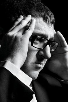 French Designer Alber Elbaz