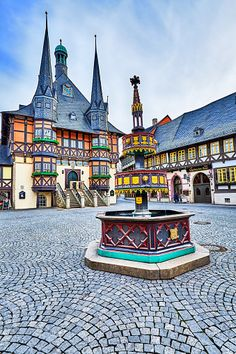 Wernigerode, Germany // 2004