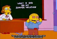 Simpsons lines that you will laugh as you remember Simpsons Funny, Simpsons Quotes, Best Funny Pictures, Funny Images, The Simpsons Tv Show, Ralph Wiggum, Humor Grafico, Homer Simpson, I Love To Laugh