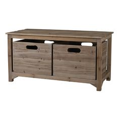 Functionality And Style Are Combined In This Storage Chest. Unfinished Light Wood Calls Out For Casual Living. A Charming Accent Piece.