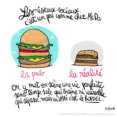 Words Quotes, Love Quotes, Funny Quotes, Sayings, Image Fb, French Illustration, Lol, Book Girl, Vignettes