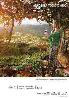 Festa do Vinho da Madeira 2012 - 26 agosto / 02 Setembro