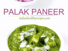 palak paneer is a delicious, healthy & creamy dish made of spinach, paneer & spices. Best palak paneer that will be your new favorite. Burfi Recipe, Dosa Recipe, Biryani Recipe, Masala Recipe, Manchurian Recipe, Tikka Recipe, Palak Paneer Recipe Easy, Easy Paneer Recipes, Indian Food Recipes
