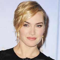 Kate Winslet. My favorite actress ever, and one of the most gorgeous women in the world.