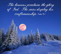 Psalm 19:1