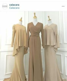 Party outfit dinner Ideas Source by firashath ideas party Dress Brukat, Hijab Dress Party, Kebaya Dress, Dress Pesta, Muslim Fashion, Hijab Fashion, Fashion Dresses, Eid Outfits, Dress Outfits