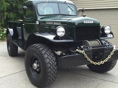 Dodge Power Wagon for Sale Hot Rod Trucks, 4x4 Trucks, Diesel Trucks, Cool Trucks, Old Dodge Trucks, Vintage Pickup Trucks, Dodge Pickup, Power Wagon For Sale, Lifted Cars