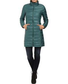 NWT PATAGONIA Fiona 600-fill Power Down Parka Jacket Coat Outwear, Green, L $299…