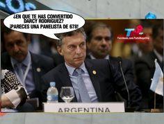 Cargadas a Macri en las redes por la respuesta de la canciller venezolana