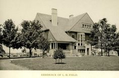Residence of L.H. Field 804 W. Michigan