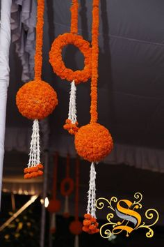 51 Ideas Flowers Shop Decoration Floral Arrangements For 2019 Housewarming Decorations, Diy Diwali Decorations, Wedding Flower Decorations, Stage Decorations, Garland Wedding, Festival Decorations, Wedding Ideas, Diwali Craft, Diwali Diy