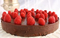 Gluten free dark chocolate Flourless cake