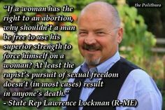 TEABAGGER/REPUBLICAN PARTY...Women, when you are casting your vote this November, remember: this is today's GOP. #VOTE