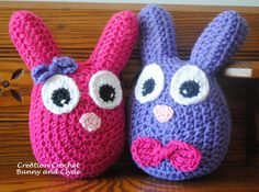 bunny and clyde free pattern