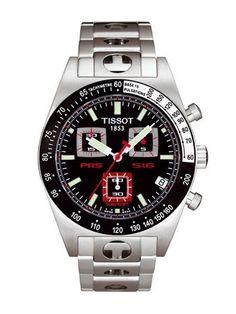 Tissot PRS516 Chronograph Mens Watch T91148651 sale