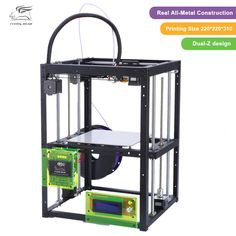 Flyingbear P905H DIY 3d Printer kit Full metal Large printing size High Quality Precision Makerbot Structure Gift