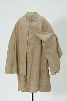 Duster used by one of the Younger Brothers in the Northfield bank raid, 1876. - Wikipedia, the free encyclopedia