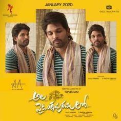Ala Vaikuntapuramlo 2019 Telugu Songs Lyrics Naa Songs Lyrics In 2020 Audio Songs Mp3 Song Download Telugu Movies Download