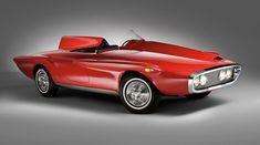 1960 Plymouth XNR concept