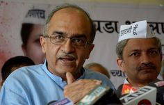 Prashant Bhushan sends stinging reply to AAP's notice | News Mobile