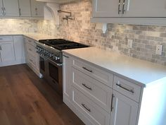 Image result for sienna white carrara countertops