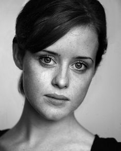 Claire Foy Melanie  Gone With the Wind
