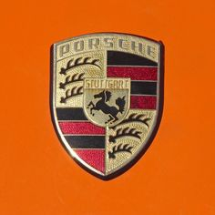 Porsche badge on a Gulf Porsche Porsche Logo, Porsche 911, Car Pictures, Car Pics, Car In The World, Picture Collection, Badge, Kate Beckinsale, Logos