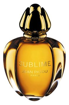 Sublime by Jean Patou Eau de Parfum  1.7 oz THIS BOTTLE not the new square bottle!