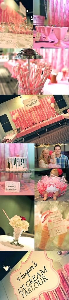 @Jessica Johnson I know a first birthday is still a long way off, or maybe even for a baby shower but how perfect is this since Harper's name is already there!!
