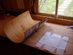 Mark's Paddling Blog: Birch Bark Basket