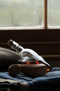 寒い寒い日には、あったかいお家の中で、お酒を頂いてみませんか? 心もリラックスして、ゆっくりと眠りにつけそうです。