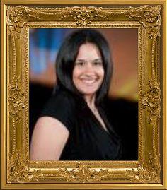 Hall of Success portrait featuring Katherine Castillo. Create your own #HallOfSuccess portrait here: uof.ph/3dQ | University of Phoenix
