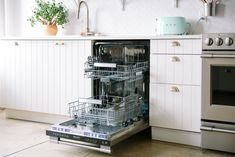 How To Clean a Dishwasher — Cleaning Lessons from Kitchn