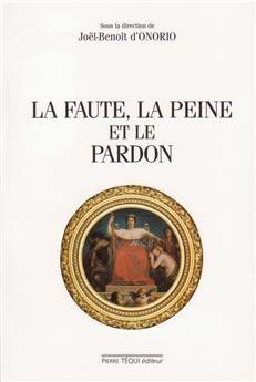 La faute, la peine et le pardon Toulouse, Catalogue, Convenience Store, Forgiveness, Archipelago, Law, Convinience Store