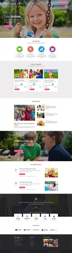 HappyCharityis the best Multipurpose #Nonprofit Photoshop #Template, perfect fit for #webmaster charity, NGO, non-profit organization, donation, or a fundraising website with 5 homepage and 15 organized PSD pages download now➩ https://themeforest.net/item/happycharity-multipurpose-nonprofit-charity-psd-template/19265083?ref=Datasata