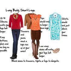 long body short legs