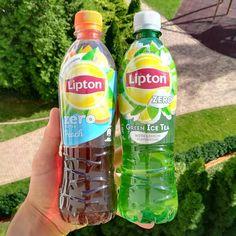 Lipton Ice Tea, Peach And Green, Iced Tea, Coffee Shop, Zero, Sweets, Snacks, Drinks, Random