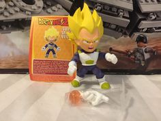 Dragonball Z Super Saiyan Vegeta Loyal Subjects
