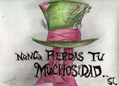 Alicia en el país de las maravillas, Alicia a través del espejo, sombrerero loco tim burton
