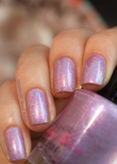 Darling Diva Polish - Call Me Jiggly!