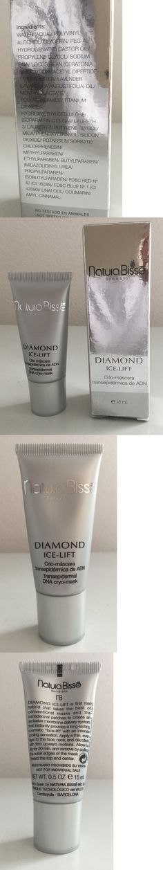 Masks and Peels 21022: Natura Bisse Diamond Ice-Lift, Transepidermal Dna Cryo-Mask,15 Ml 0.5 Oz Expired -> BUY IT NOW ONLY: $12.99 on eBay!