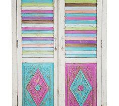 Kare design :: Szafa Caramella - 2 drzwi, 2 szuflady