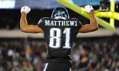 Eagles No.1 receiver Jordan Matthews set to return for season-opener = The Philadelphia Eagles got good news this week on number-one wide receiver Jordan Matthews. After missing the entire preseason with a knee injury, Matthews is expected to finally return for the Eagles.....
