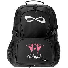 Aaliyah. Dance bag  | A wonderful bag for your little dance princess.