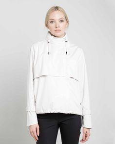 Waterproof jacket cream