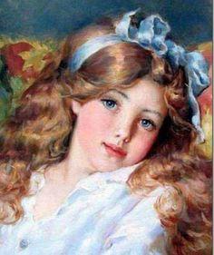 Russian princess: Pictures by a Russian artist Vladislav Nagornov - 26