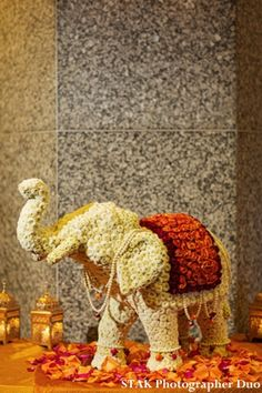 Indian Wedding Inspirations - Elephant Themed Decorations for Weddings! Indian Wedding Decorations in the Bay Area, California; Contact R&R Event Rentals, Located in Union City & serving the Bay Area and Beyond.
