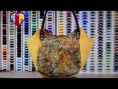 Bolsas - Bolsa sacola em tecidos Dakar - Maria Adna Ateliê - Aula de bolsa sacola em tecidos - YouTube