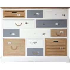 All Home Spruce Knob Sideboard